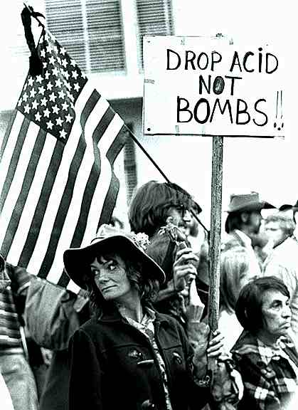 Acid Not Bombs