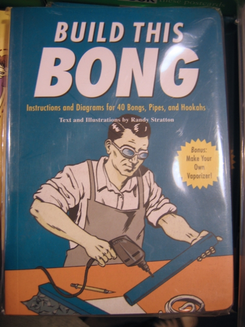 Build This Bong - Front Cover